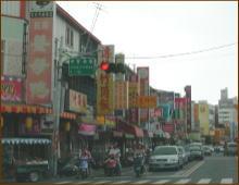 街中の光景
